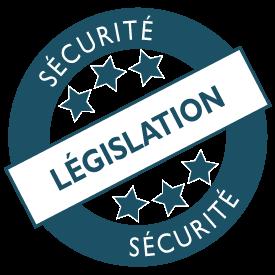 Sécurité et législation CNIL
